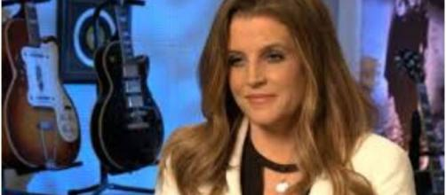 Lisa Marie Presley facing hard day in court. (Photo Credit/YouTube/ExtraTV)