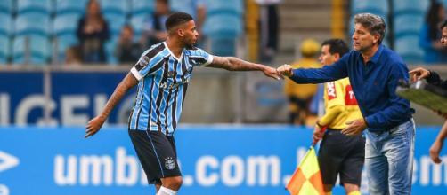 André reincide com o Grêmio. (Arquivo Blasting News)