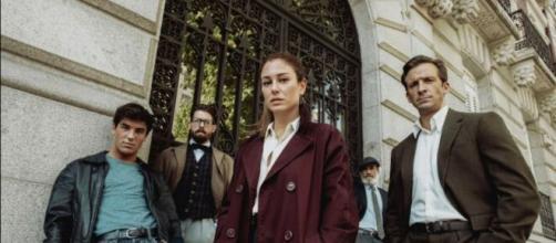 El reparto de 'Jaguar', la nueva serie de Bambú y Netflix.