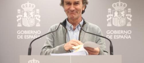 Fernando Simón, el portavoz que calma a la gente ante el temor