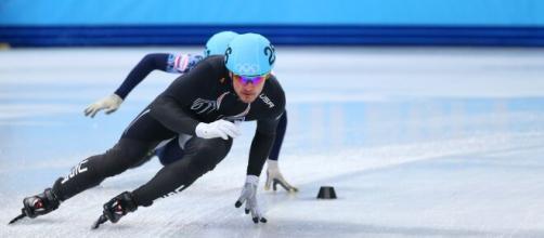 Olympic speed skating silver medalist Eddy Alvarez (Image via CSB Sports/Youtube)