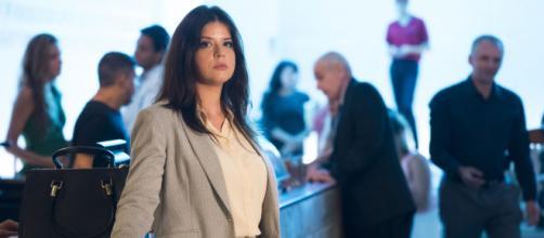Mariana Santos fez parte do elenco. (Reprodução/ TV Globo)