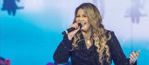 Marília Mendonça faz live neste sábado. (Arquivo Blasting News)