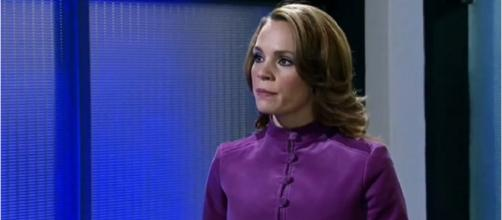 Roberta descobre que está grávida de Rafael. (Reprodução/Televisa)