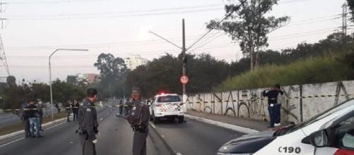 Três policiais militares morrem em abordagem a falso policial civil em SP. (Divulgação/Policia Militar)
