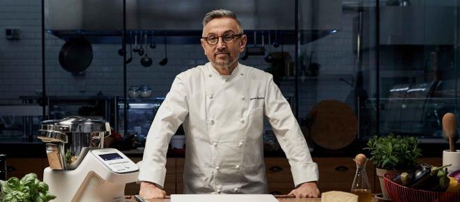 Bruno Barbieri lascia il ristorante Fourghetti di Bologna dopo quattro anni