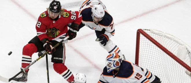 NHL Playoffs: Los Blackhawks de Toews dejan fuera a los Oilers