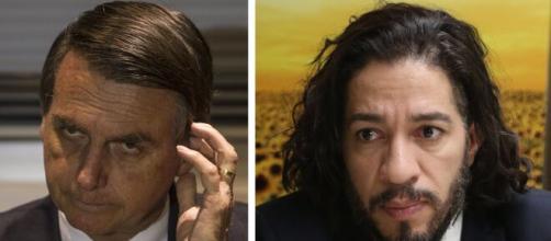 Bolsonaro perde ação para Jean Wyllys. (Arquivo Blasting News)