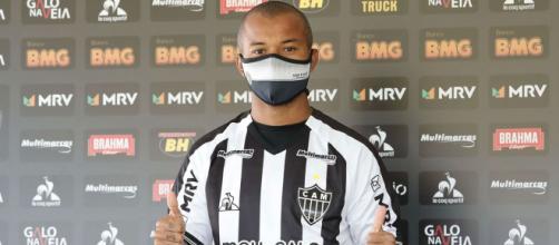 Mariano retornou ao Brasil para atuar pelo Galo. (Arquivo Blasting News)
