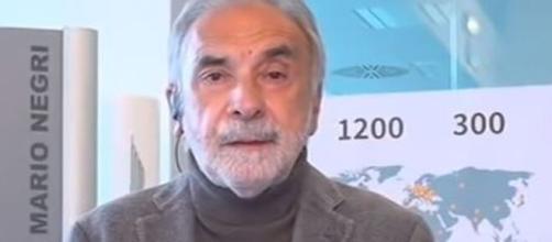 Mario Remuzzi, direttore dell'Istituto Mario Negri.