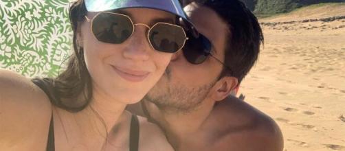 Pedro Curvello e Nathalia Dill esperam o primeiro filho. (Reprodução/Instagram)
