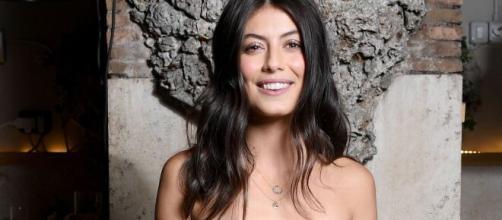 Alessandra Mastronardi alla serata a Capri per Unicef
