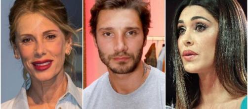 Alessia Marcuzzi sul presunto triangolo con De Martino e Belen: 'Non mi presto al gossip'.