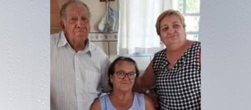 Antônio, Ana Angélica e filha Antonia morreram por causa da Covid-19. (Arquivo Pessoal)