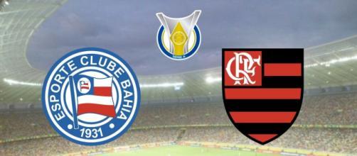 Bahia x Flamengo: onde assistir ao vivo e provável escalação. (Arquivo Blasting News)