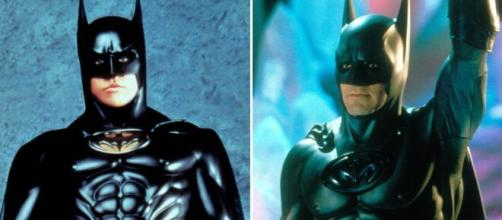 BATMAN: Valkilmer, George Clooney