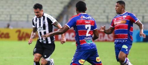 Ceará x Fortaleza se enfrentarão nesta quarta (2), no Clássico-Rei, pela 7ª rodada do Brasileirão. (Arquivo Blasting News)