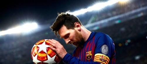 Complicado que Messi se vaya del Barcelona por ahora