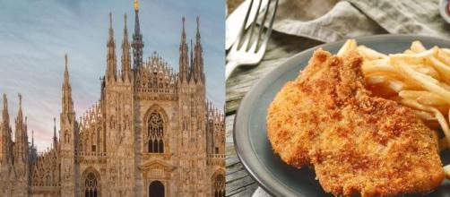 Cotoletta alla milanese, uno dei piatti tipici italiani
