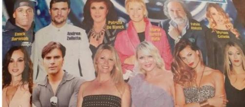 Nel cast del GF Vip anche l'ex tronista Andrea Zelletta.