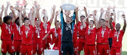 O multicampeão Bayern de Munique está entre os que mais cedeu jogadores ao Brasil. (Arquivo Blasting News)