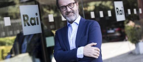 Stefano Coletta, direttore di Rai1.