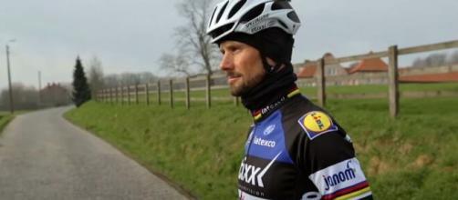 Tom Boonen si è ritirato dal ciclismo nel 2017.