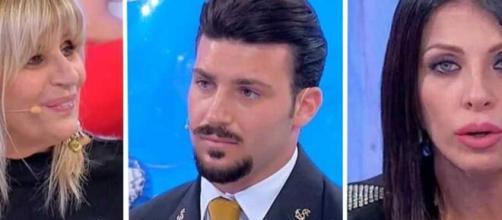 Uomini e donne, Nicola Vivarelli sarebbe uscito in esterna con Valentina.