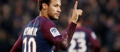 "Vine al PSG para hacer historia"": Neymar"