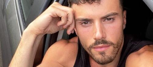 Alessandro Zarino, modello e insegnante di fitness.