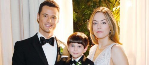 Beautiful, anticipazioni: Thomas e Hope diventano marito e moglie.