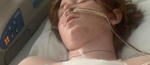 Jovem autista de 13 anos é baleado por policiais. (Arquivo Pessoal)