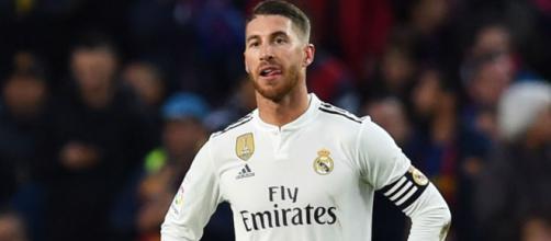 Sergio Ramos planeja aposentadoria no Real Madrid. (Arquivo Blasting News)