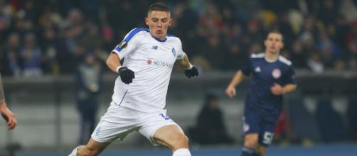 Vitaliy Mykolenko, difensore della Dynamo Kiev, piace al Milan