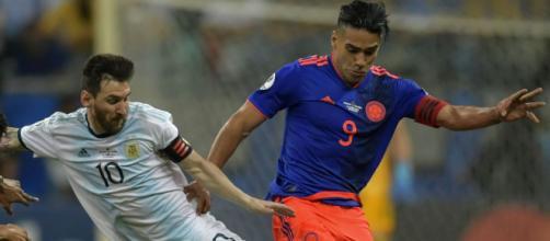 Argentina e Colômbia estão entre as melhores seleções da América do Sul no ranking da FIFA. (Arquivo Blasting News)