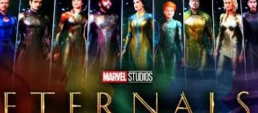 Eternals, otra película que se va al 2021