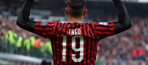 Hernandez, punta di diamante del Milan.