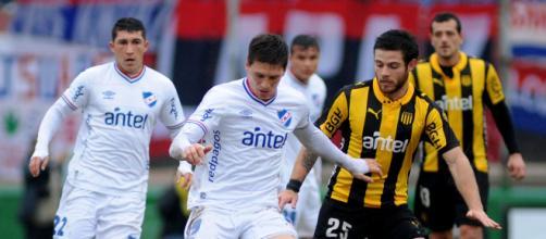 Clubes tradicionais do Uruguai, Nacional e Peñarol, cederam vários jogadores para Copas do Mundo. (Arquivo Blasting News)