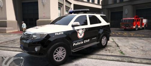 Polícia Civil procura pastor suspeito de furtar R$ 50 mil de igreja. (Arquivo Blasting News/Polícia Civil)