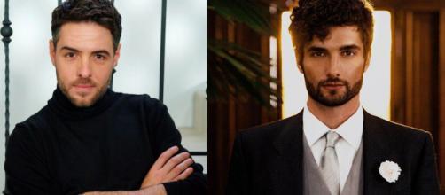 Un posto al sole: Leonardo (Erik Tonelli) e Niko (Luca Turco).