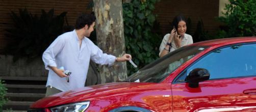 Froilán y Victoria Federica en imagen