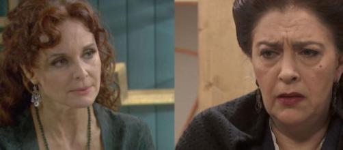 Il Segreto, trame Spagna: Francisca capisce che Isabel ha mentito sul ritorno di Raimundo.