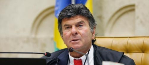 Luiz Fux e Rosa Weber comandam STF até 2022. (Blasting News)
