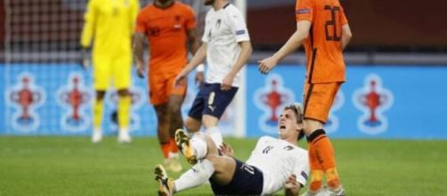 Nicolò Zaniolo: il calciatore dovrebbe essere operato lunedì in Austria.