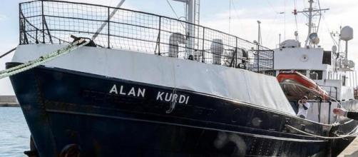 Sea-eye annuncia il ritorno in mare della Alan Kurdi.