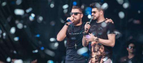 Ze Neto e Cristiano fazem live. (Arquivo Blasting News)