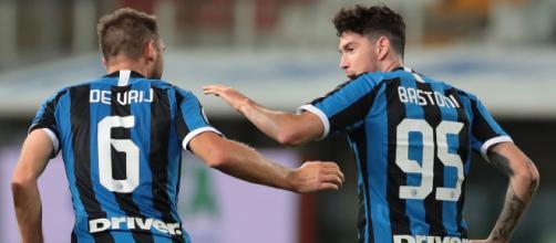 De Vrij tra gli incedibili dell'Inter.