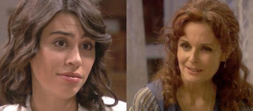 Il segreto, spoiler Spagna: Isabel rovina il primo giorno di lavoro di Alicia alla miniera.