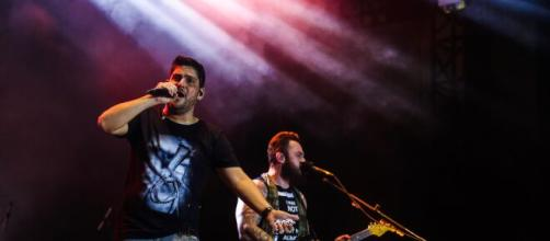 Jorge e Mateus participam da Live Cachaça Cabaré. (Arquivo Basting News)
