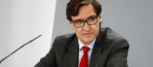 Salvador Illa prevé que no habrá vacunación masiva hasta el 2022.